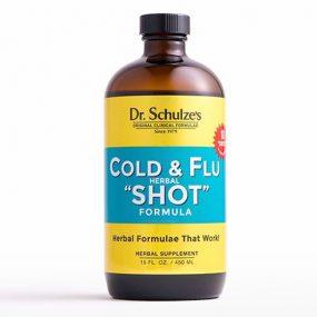 COLD & FLU HERBAL SHOT