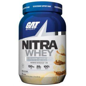 Nitra Whey Vanilla