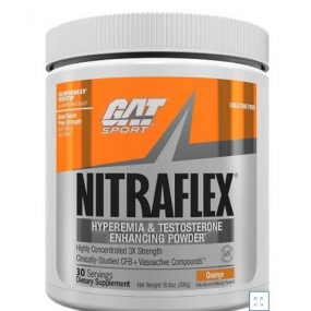 Nitro Flex - Orange