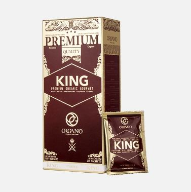 Premium Gourmet Organic King of Coffee