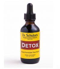 Dr Schulze's - Detox