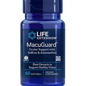 MacuGuard® Ocular Support with Saffron & Astaxanthin